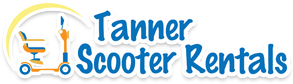 Tanner Scooter Rentals Logo